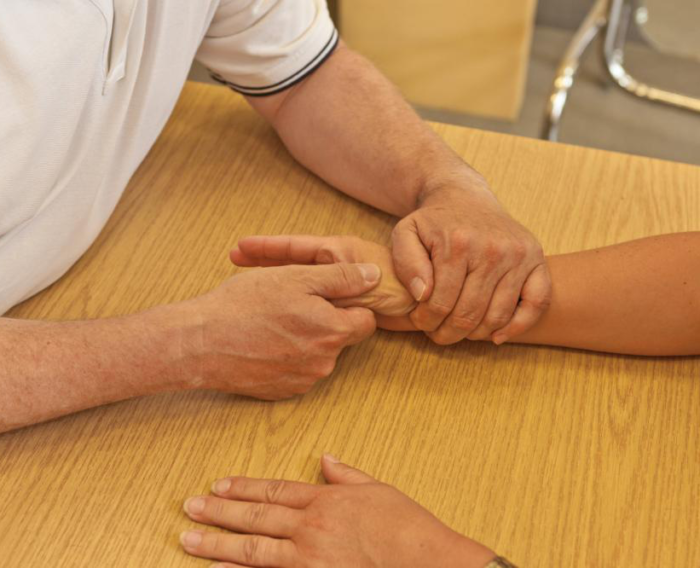 Hand occupational therapy